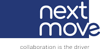 Logo Next Move - Collaboration is the driver