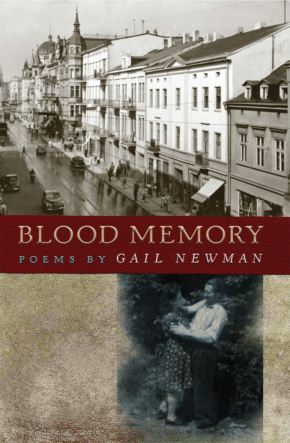 Blood Memory, Poems by Gail Newman