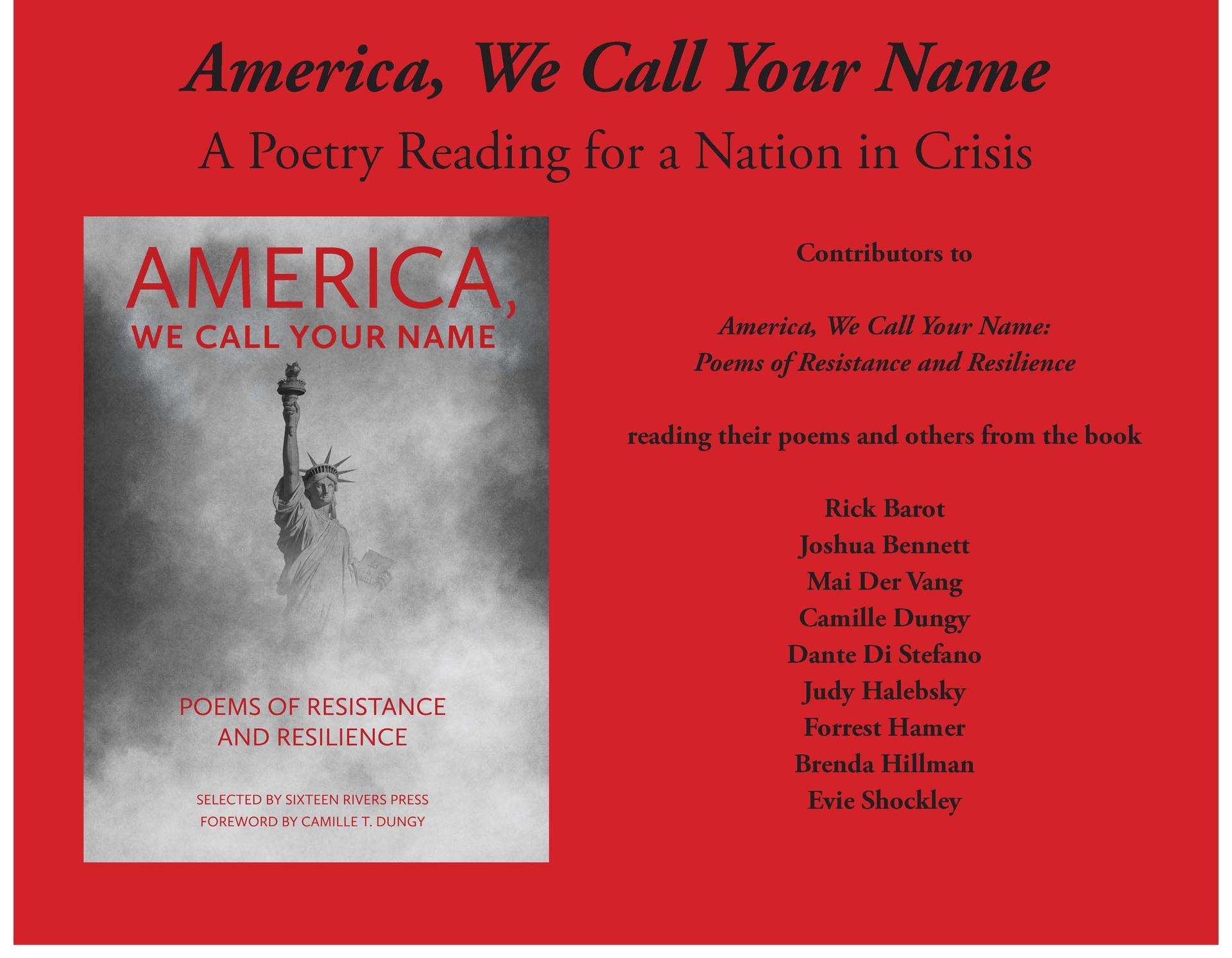 America We Call Your Name