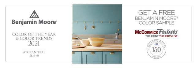 Budeke's Paint | Free Color Sample