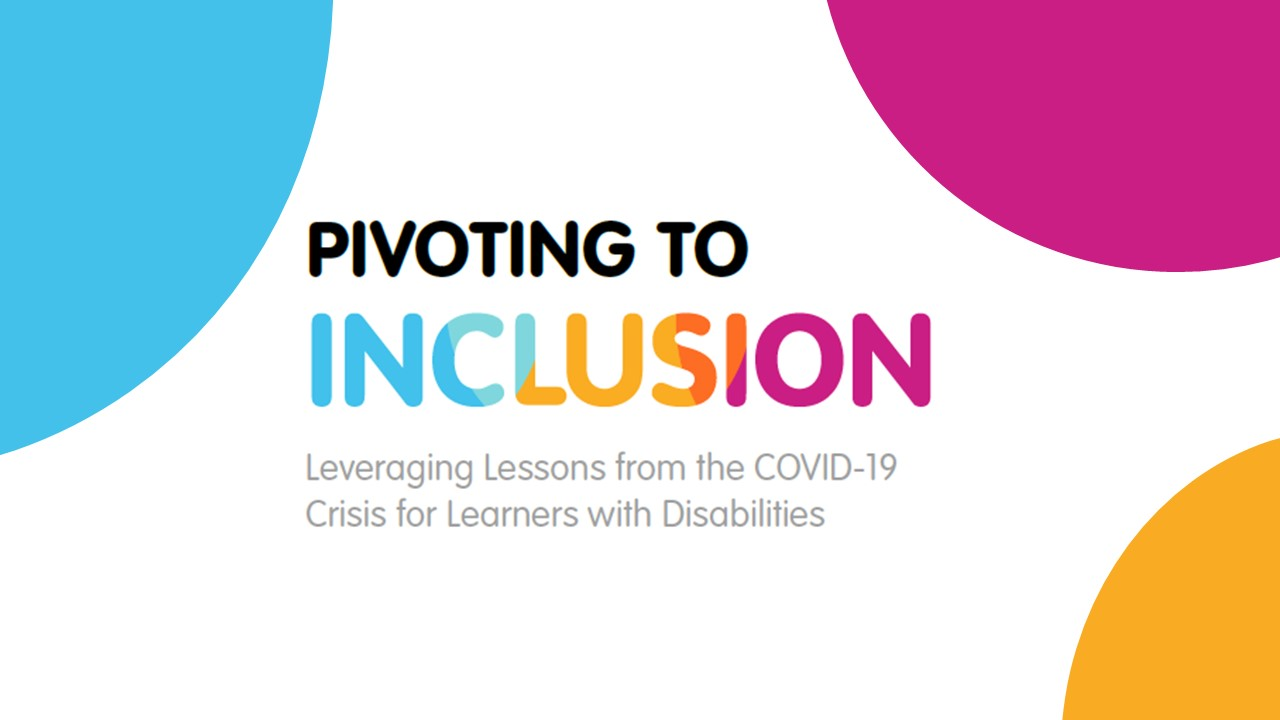 Pivoting to Inclusion