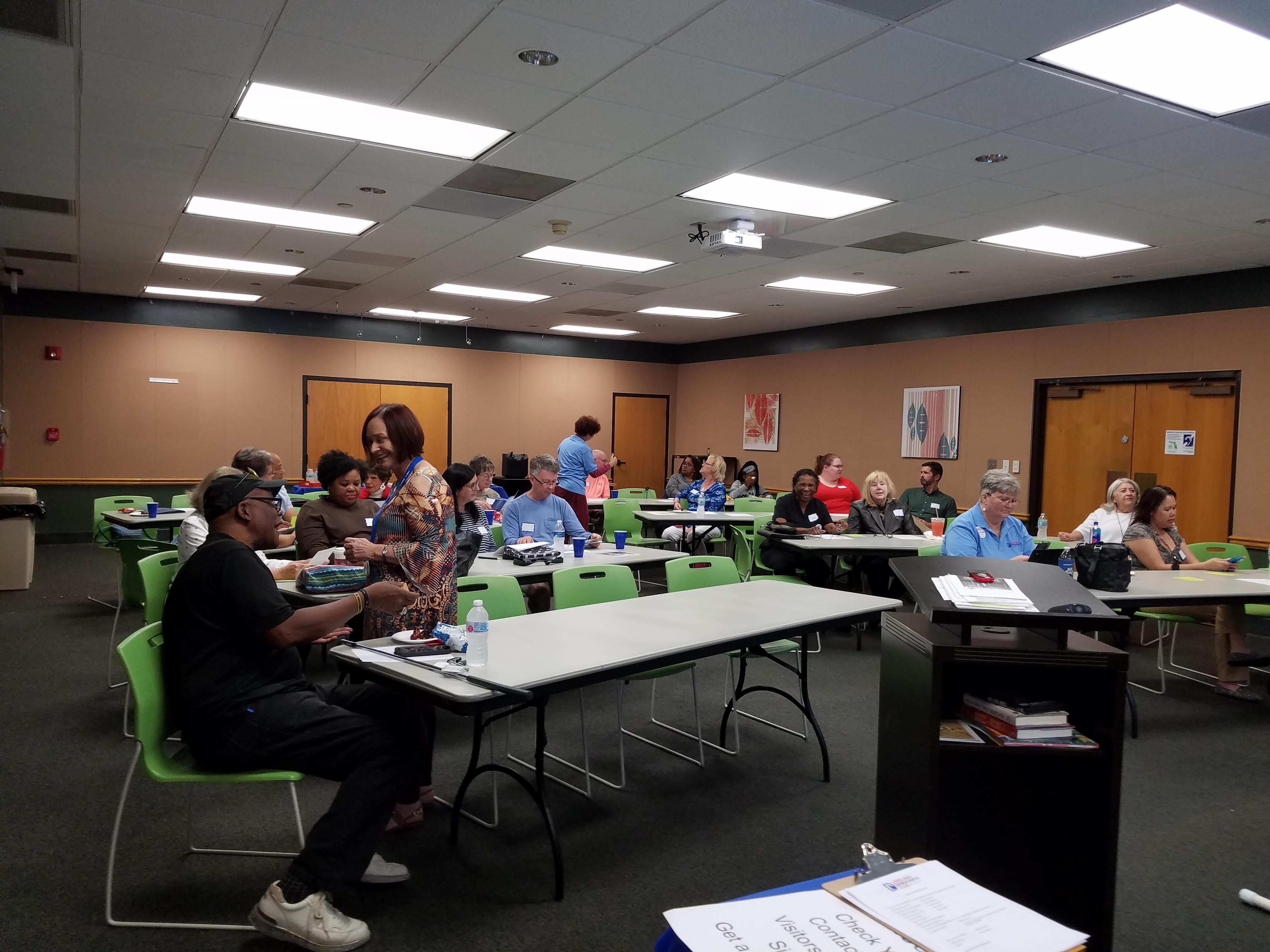 Lakeland Democratic Club Meeting