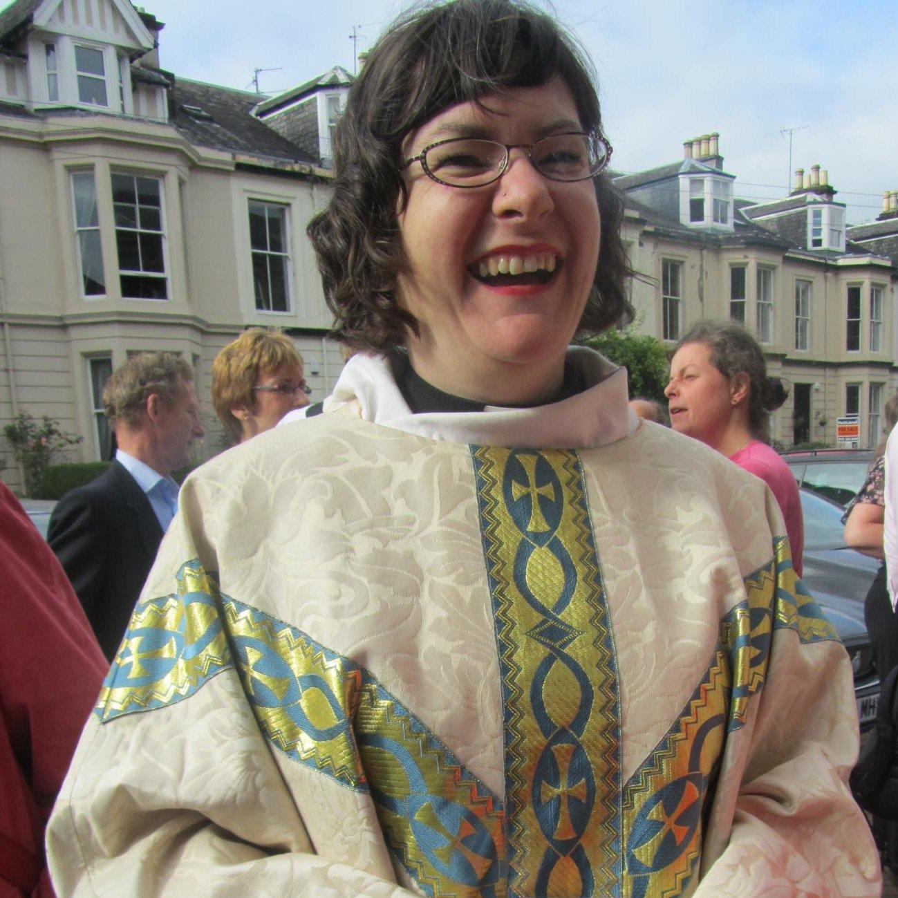 Rev Maggie McTernan