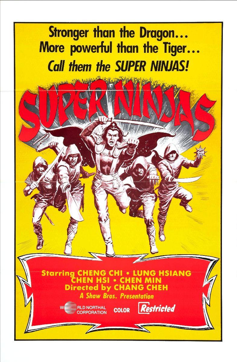 Super Ninjas