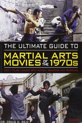 Martial Arts Movies of the 70s