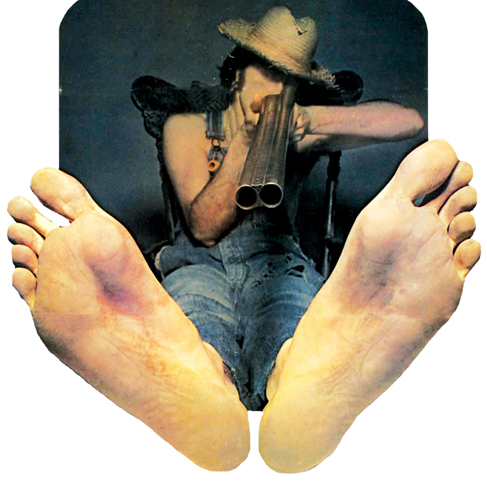 feet of the Hick