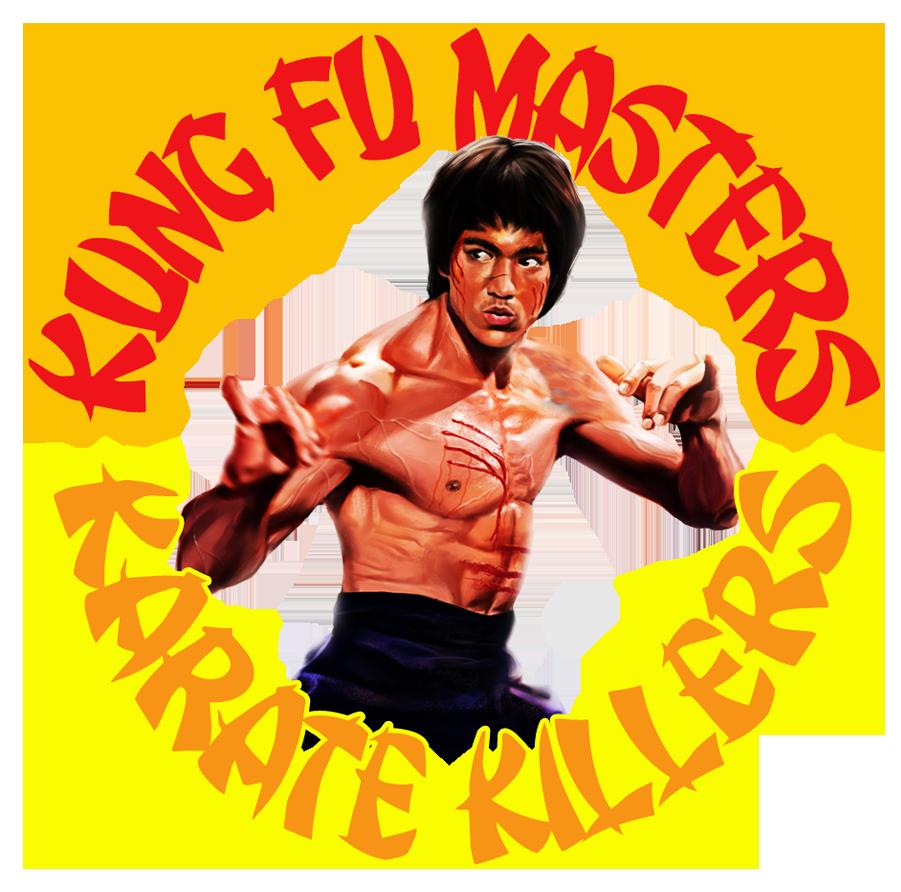 Kung Fu masters Karate killers