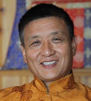 profile tenzin wangyal rinpoche