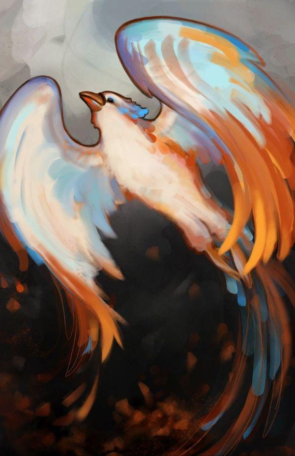 Phoenix Rising by Jennifer Garrett