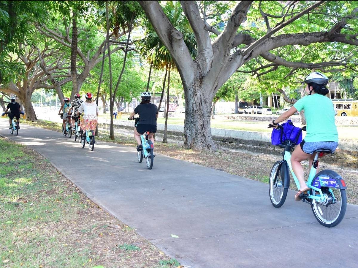 Ala Moana Bike Path
