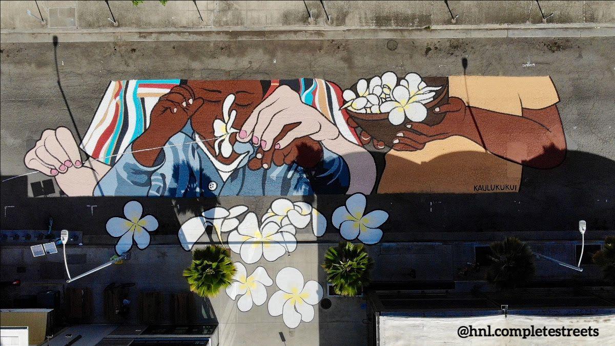 Kakaako mural