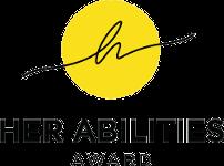 Her Abilities Award logo