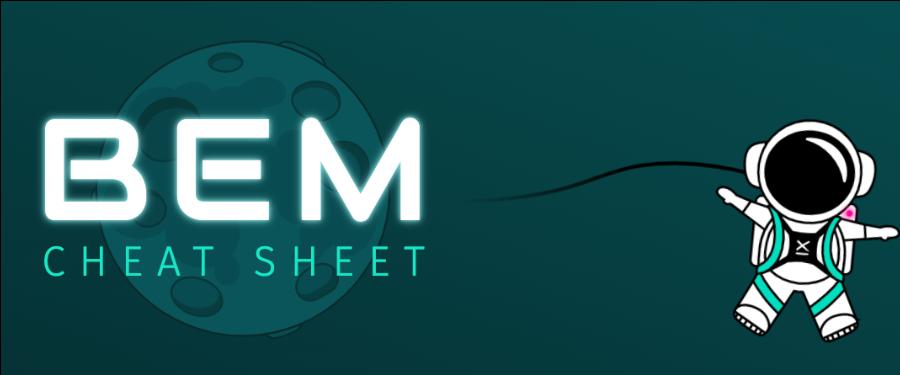 The BEM cheat sheet