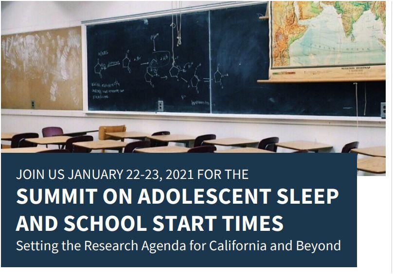 California Research Summit Jan. 22-23 2021
