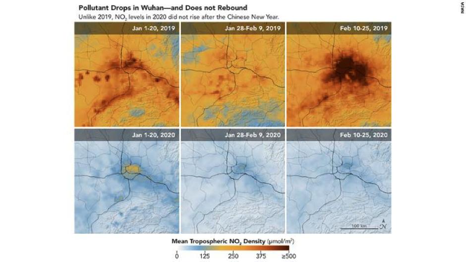 Pollutant Drops