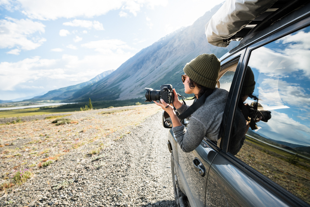 Creative in Place: Road Trip Photographer Kevin Arnold