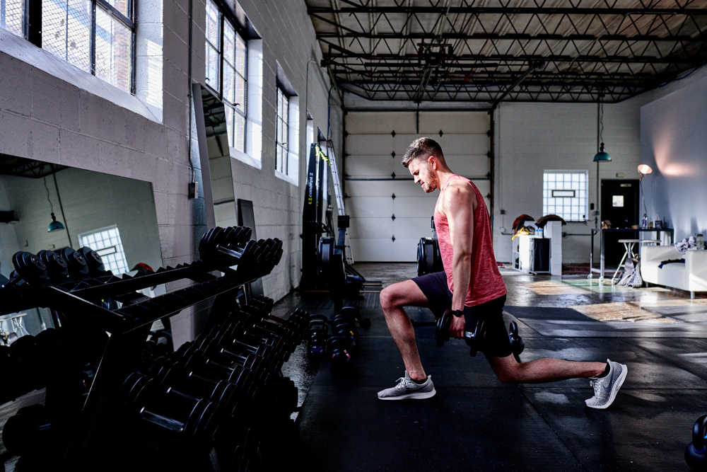 Creative in Place: Pumping Iron Photographer Angelo Merendino
