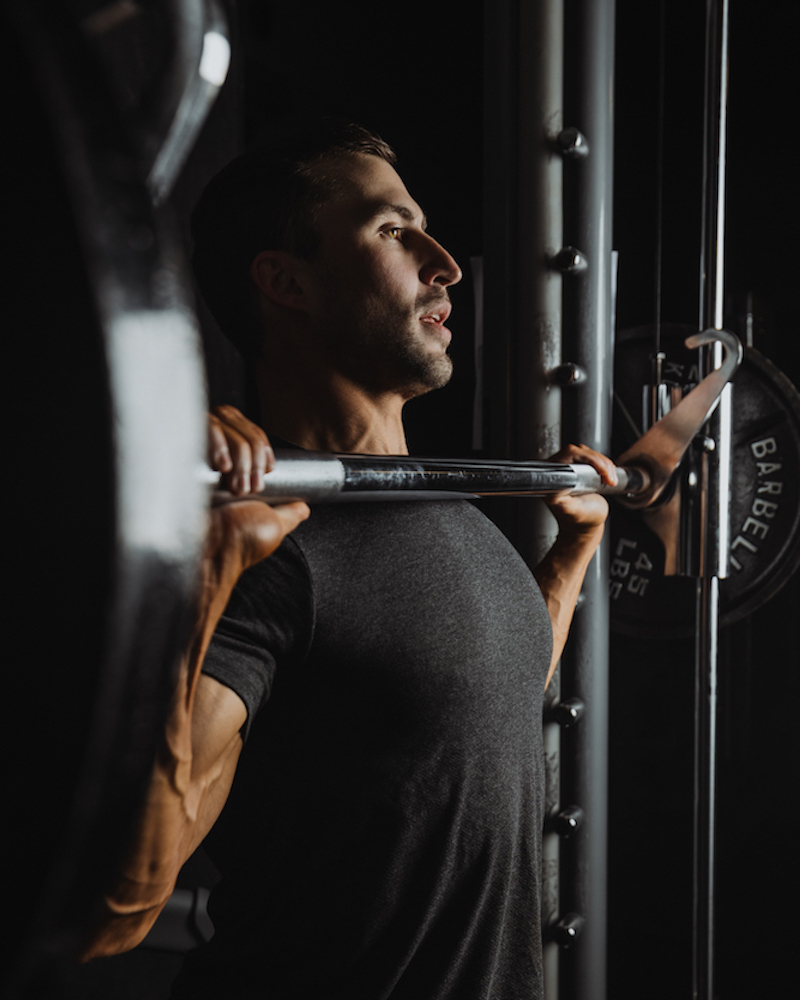 Creative in Place: Pumping Iron Photographer Chad Savage