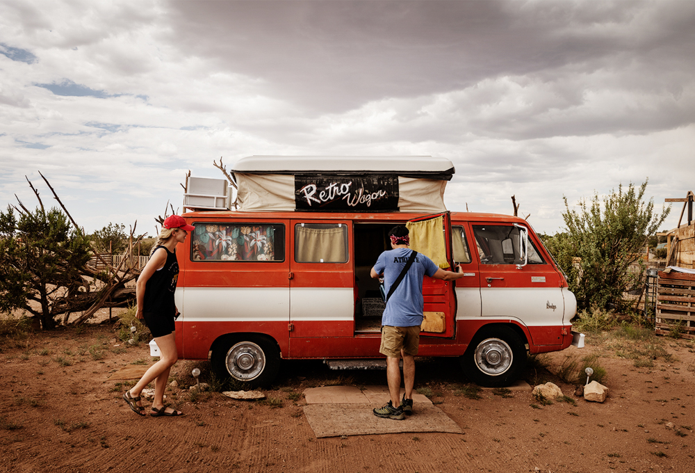 Creative in Place: Road Trip Photographer MichaelMarquand