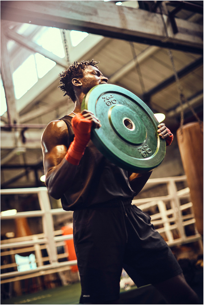 Creative in Place: Pumping Iron Photographer Zachary Bako
