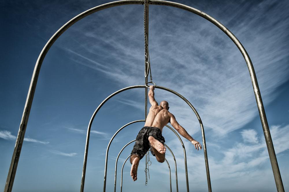 Creative in Place: Pumping Iron Photographer Erik Isakson