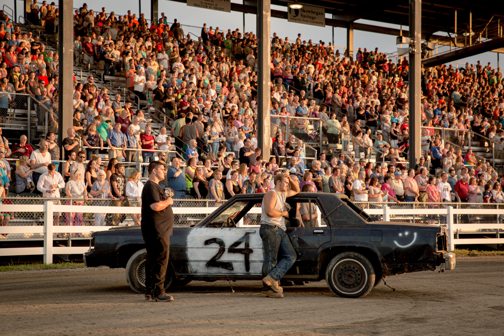 Creative in Place: Start Your Engines Photographer Ken Richardson