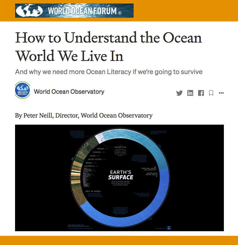 World Ocean Forum Living Oceans Foundation