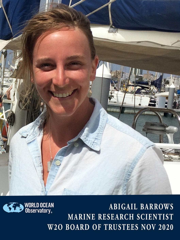 Abigail Barrows W2O Board