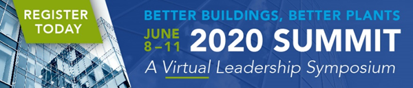 Better Buildings, Better Plants 2020 Summit graphic