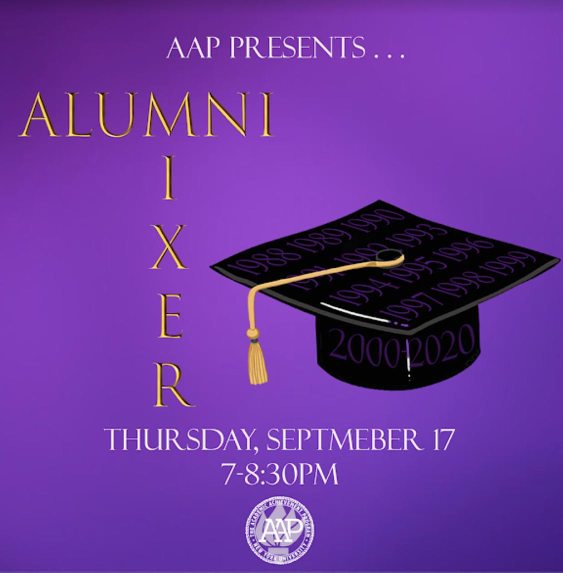 AAP Alumni Mixer Photo