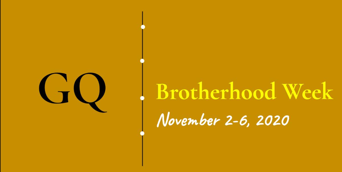 GQ Brotherhood Week Photo