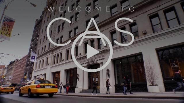 CAS Dean Jarrett's Welcome Message