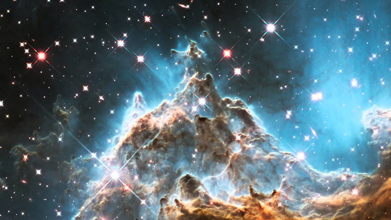 Monkey Head Nebula, courtesy Hubble Telescope