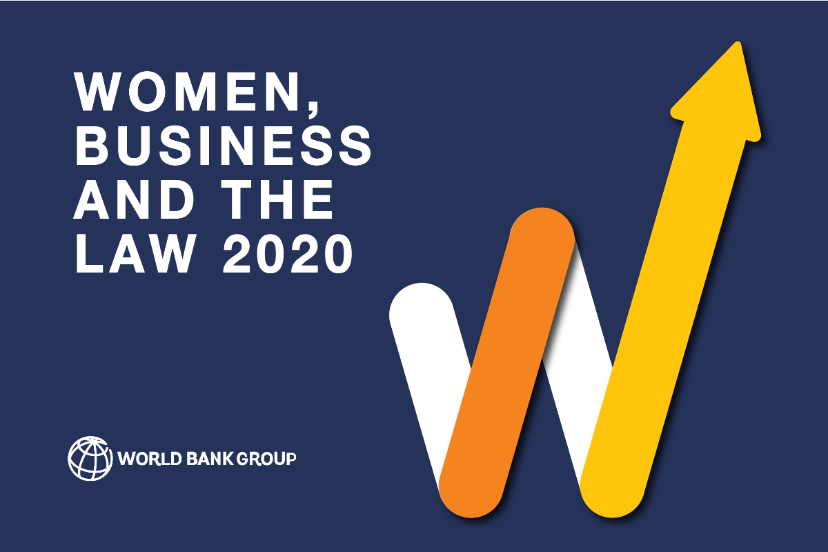 Women, Business and the Law 2020: Measuring gender inequality in the law