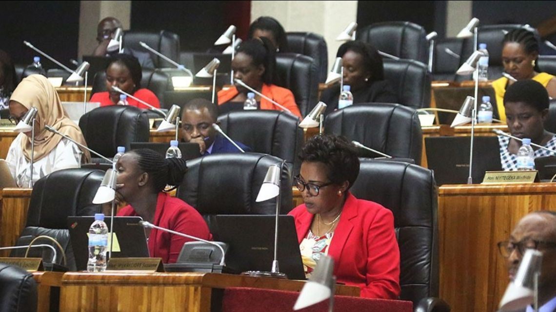 Blog: Africa Takes Historic Lead in Female Parliamentary Speakers