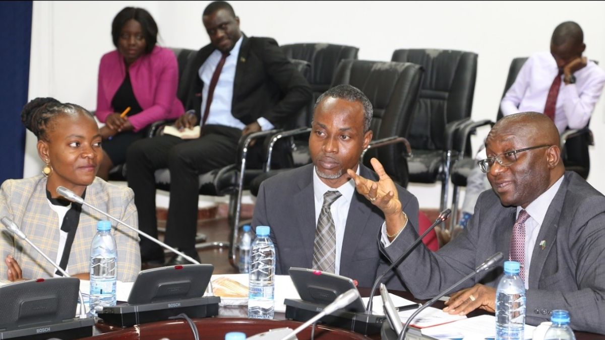 Zambia: Country Office Shares Findings of the 12 Economic Brief with MPs