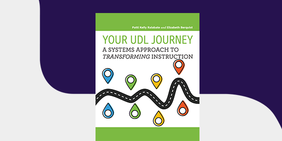 Your UDL Journey book cover