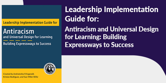 Antiracism Leadership Implementation Guide cover