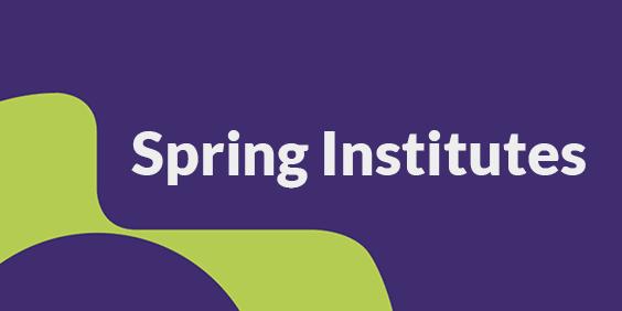 Spring Institutes