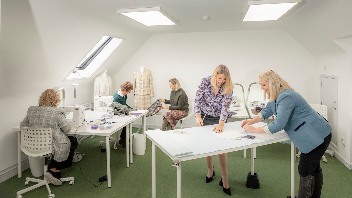 Workshops at The Midhurst Sewing Room