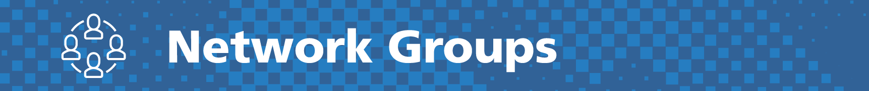 Network Groups banner