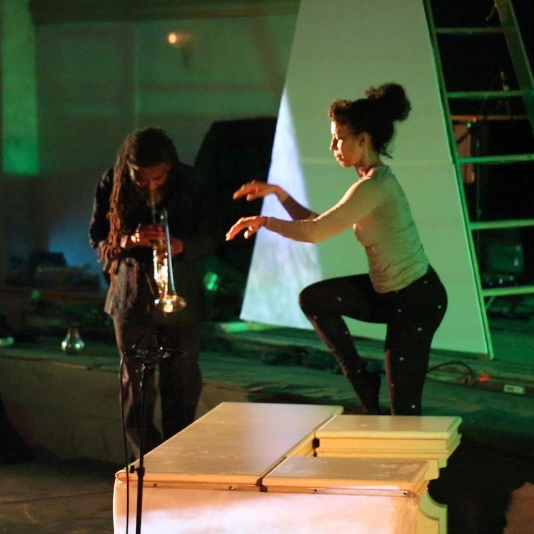 Miriam Parker & Wadada Leo Smith