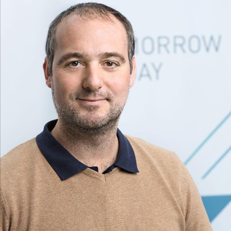 Jürgen Roither, SUSTAINair´s coordinator at AIT-LKR, Austria