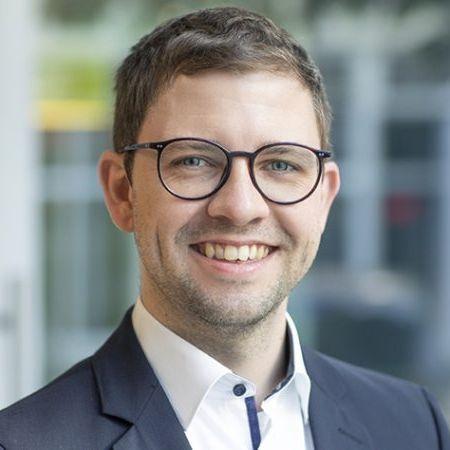 Jesper de Wit, SUSTAINair team member at INVENT GmbH, Germany