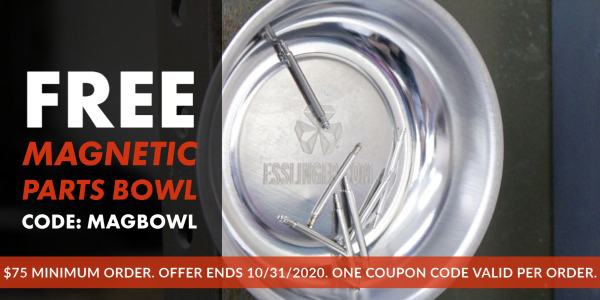 Free > Magnetic Parts Bowl, Get Code Here. -