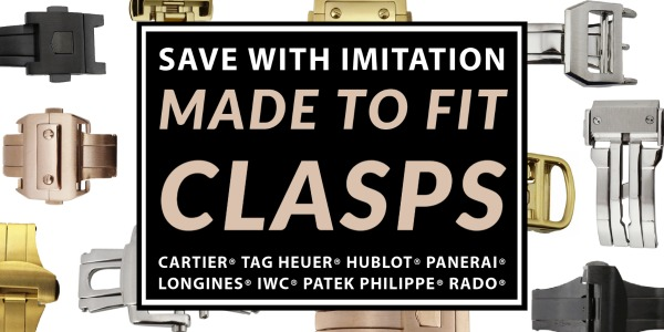 Luxury Watch Repairs at a Fraction of the Cost - Shop Imitation Watch Clasps -