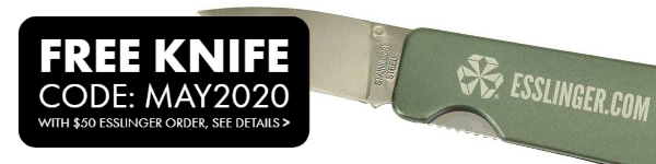 - FREE KNIFE