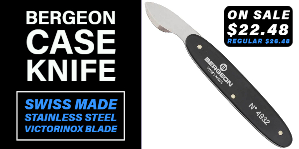- Bergeon Case Knife On Sale