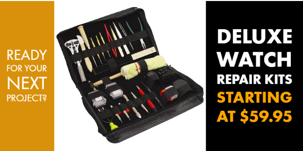 Deluxe Watch Repair Kits