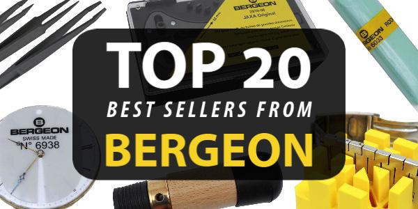 Bergeon Spring Bar Tool on Sale
